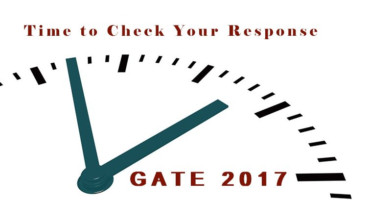 time to check your response