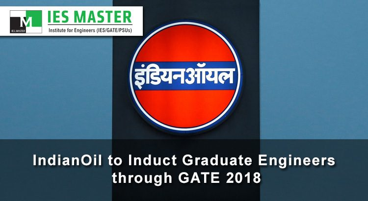 IndianOil-to-Induct-Graduate-Engineers-through-GATE-2018