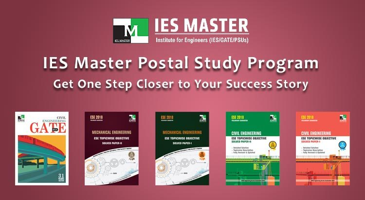 Postal Program for ESE and GATE
