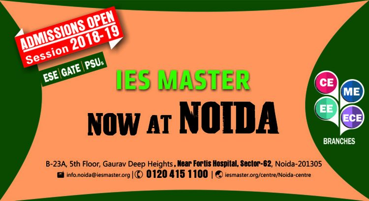 GATE and ESE coaching at Noida