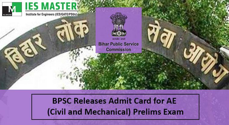BPSC-Releases-Admit-Card-for-AE-(Civil-and-Mechanical)-Prelims-Exam