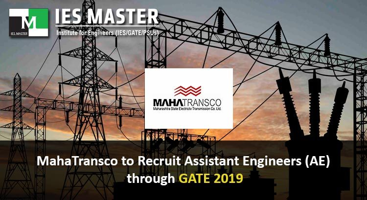 MahaTransco-to-Recruit-Assistant-Engineers-(AE)-through-GATE-2019