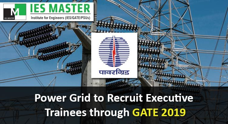 Power-Grid-to-Recruit-Executive-Trainees-through-GATE-2019