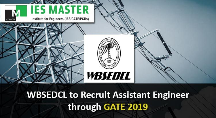 WBSEDCL-to-Recruit-Assistant-Engineer-through-GATE-2019