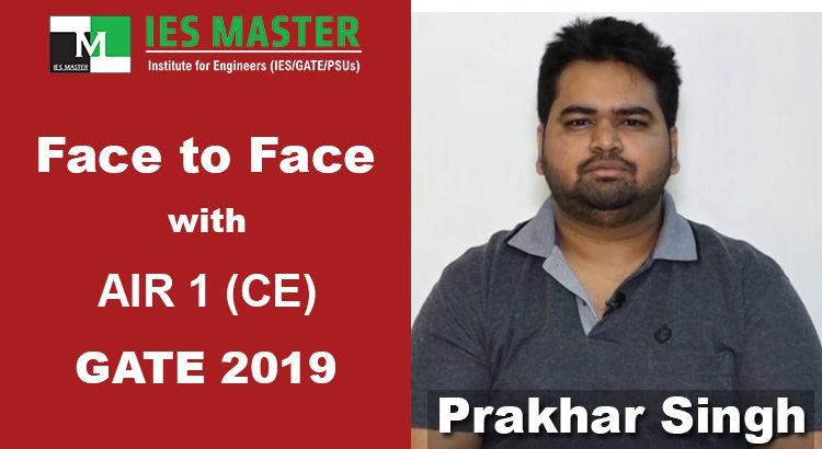 Prakhar Singh GATE-2019-Face-to-FaceAIR1