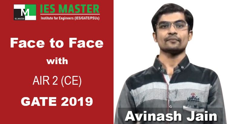 GATE-2019-topper-AIR1-Face-to-Face
