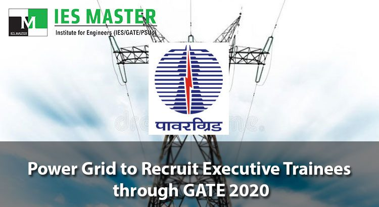 Power-Grid-to-Recruit-Executive-Trainees-through-GATE-2020