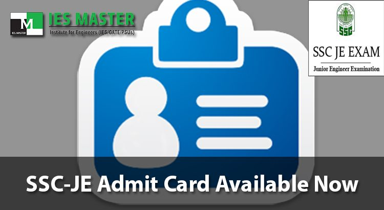 SSC-JE-Admit-Card-Available-Now