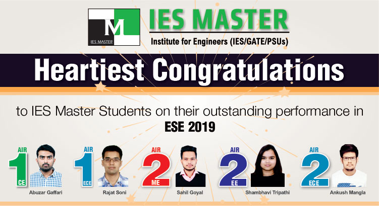 ESE 2019 Result