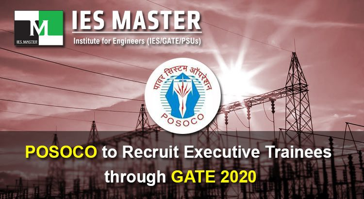 POSOCO-to-Recruit-Executive-Trainees-through-GATE-2020