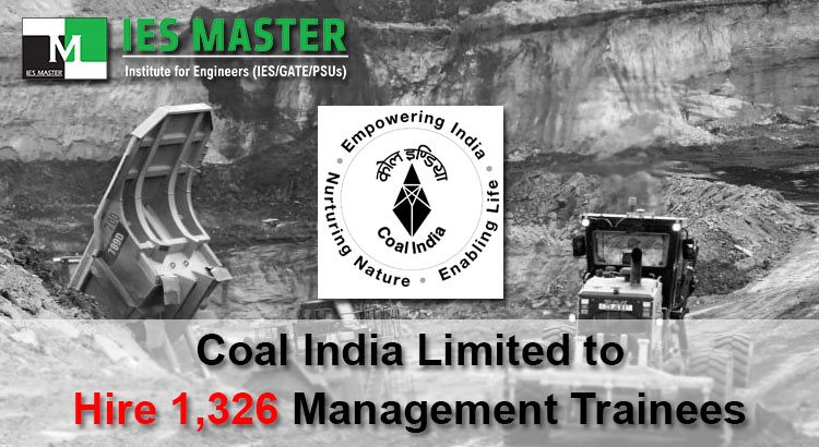 Coal-India-Limited-to-Hire-1,326-Management-Trainees