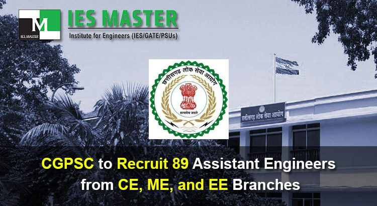 CGPSC-to-Recruit-89-Assistant-Engineers-from-CE,-ME,-and-EE-Branches