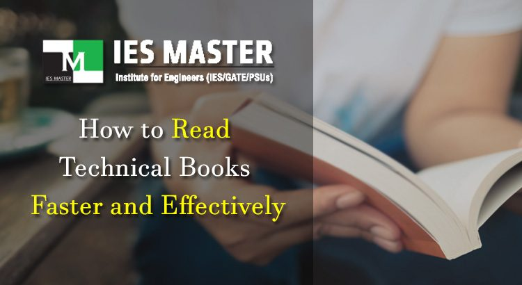 How to Read Technical Books Faster and Effectively