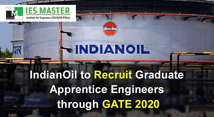 IndianOil-to-Recruit-Graduate-Apprentice-Engineers-through-GATE-2020