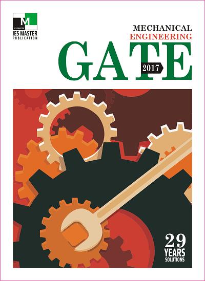 GATE Mechanical Engineering Book