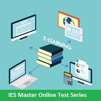 IES Master Online Test Series