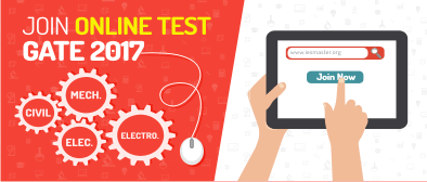GATE-2017 Mock Test Series free