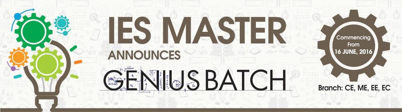 Genius Batch by IES Master
