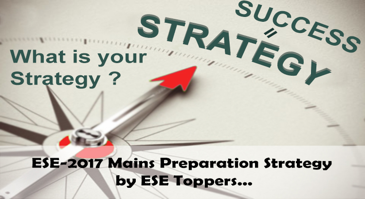 ESE 2017 Preparation Strategy