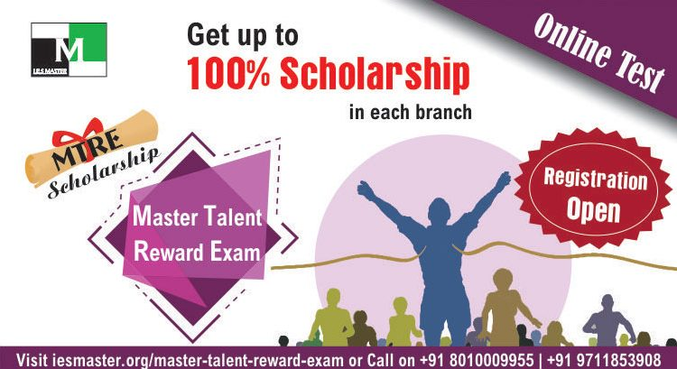 Master Talent Reward Exam
