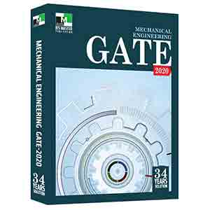 GATE 2020 - MECHANICAL ENGINEERING (33 YEARS SOLUTION)