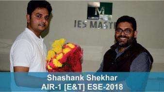 ESE 2018 E&T Topper AIR 1 Shashank Shekhar