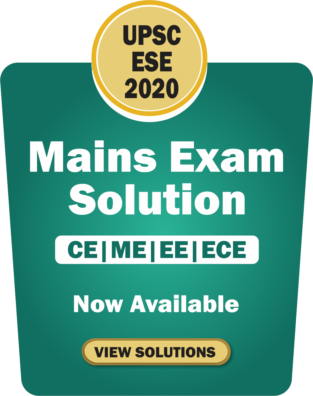 ESE 2020 Mains Exam Detailed Solution with Question Paper