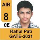 Rahul-Pati-GATE-2021-Topper-AIR8-CE