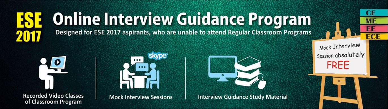 Interview Guidance Program - IES Master