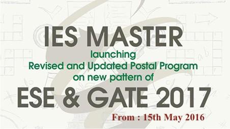 IES Master postal program
