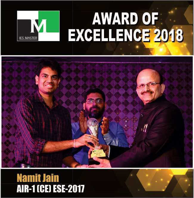 Namit Jain ESE 2017