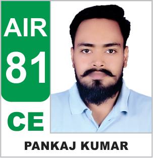 ESE 2018 CE Rank 81