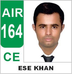 ESE 2019 CE Rank 164