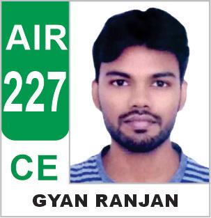 ESE 2019 CE Rank 227