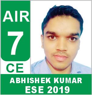 ESE 2019 CE Rank 7