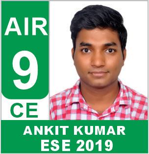 ESE 2019 CE Rank 9