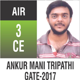 Gate Toppers-Rank 3 (CE)