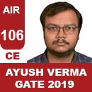 AIR108GATE-2019-Topper-AYUSH-VERMA-(CE)-AIR106-IES-Mater