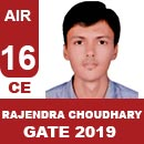AIR16GATE-2019-Topper-Rajendra-choudhary-(CE)-AIR16-IES-Mater
