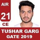 AIR21-GATE-2019-Topper-Tushar-Garg-(CE)-AIR21-IES-Mater