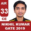 AIR33GATE-2019-Topper-NIKHIL-KUMAR-(CE)-AIR33-IES-Mater