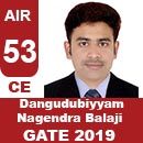 AIR53-GATE-2019-Topper-Nagendra-Balaji-Dangudubiyyam-(CE)-AIR53-IES-Mater