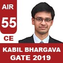 AIR55GATE-2019-Topper-Kabil-Bhargava-(CE)-AIR53-IES-Mater