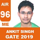 AIR96-GATE-2019-Topper-Ankit-Singh-(ME)-IES-Mater