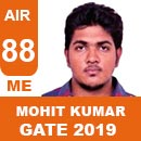 GATE-2019-Topper-MOHIT-KUMAR-(ME)-AIR88-IES-Mater