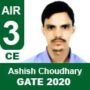 Ashish-Choudhary-GATE-2020-Topper--AIR3-CE