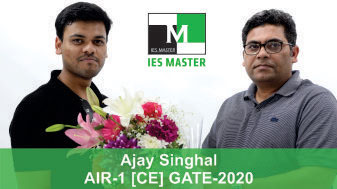 Boquet-Ajay-Singhal-GATE-2020-Topper-AIR1-CE