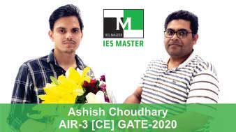 Ashish-Choudhary-GATE-2020-Topper-AIR3-CE