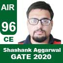 Shashank-Aggarwal-GATE-2020-Topper-AIR96-CE